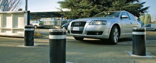 Verkehrspoller, Versenkpoller und Hochsicherheitspoller